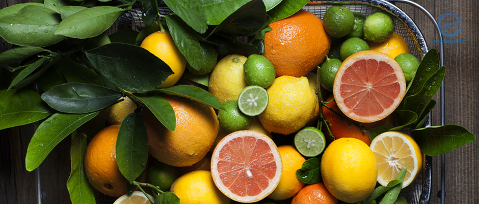 Citrus Fruits May Reduce the Risk of Endometriosis