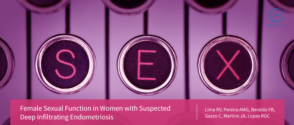 Deep Infiltrating Endometriosis Impairs Sexual Function