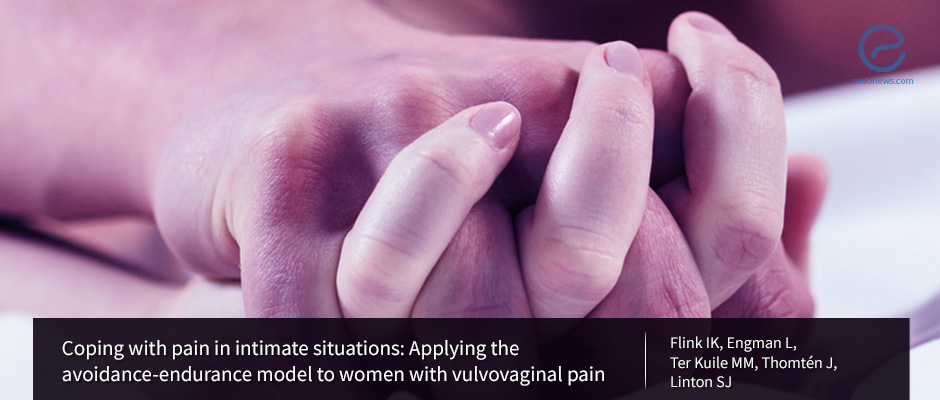 Coping with vulvovaginal pain in intimate situations