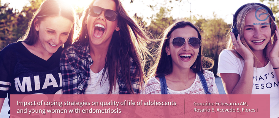 Impact of coping strategies on quality of life of adolescents and young women with endometriosis.