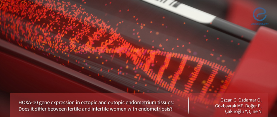 HOXA-10 levels are related to infertility in endometriosis patients