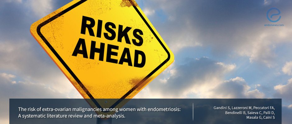 Extra-ovarian malignancies risk among women with endometriosis