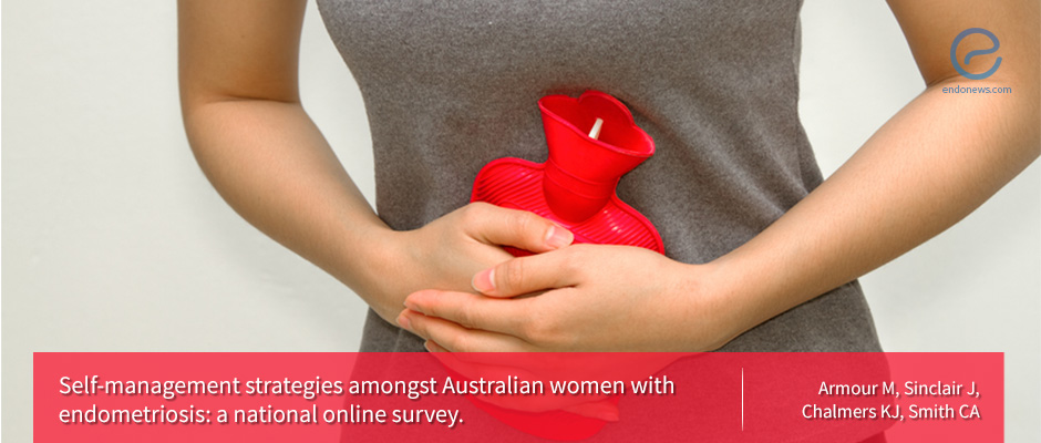 Self-management of endometriosis symptoms: from Australia