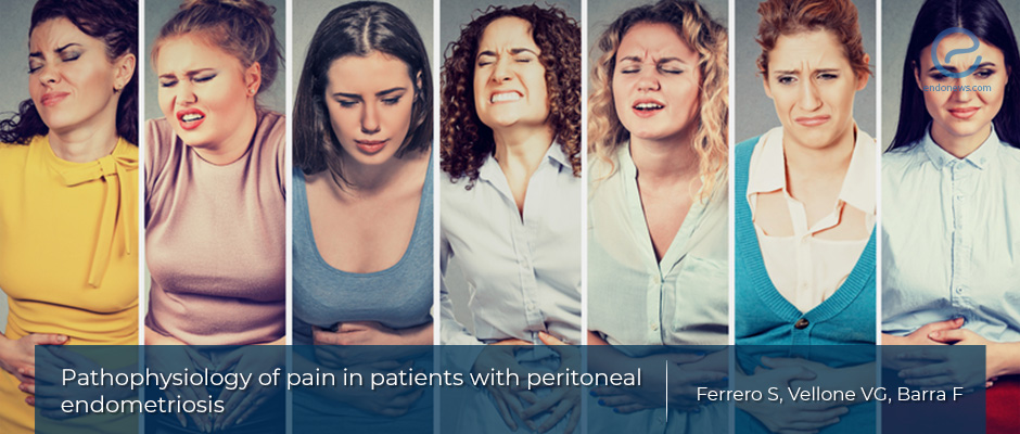 Pathophysiology of peritoneal endometriosis pain.