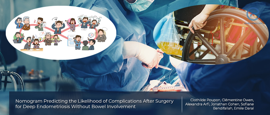 How to predict complications for endometriosis surgery?