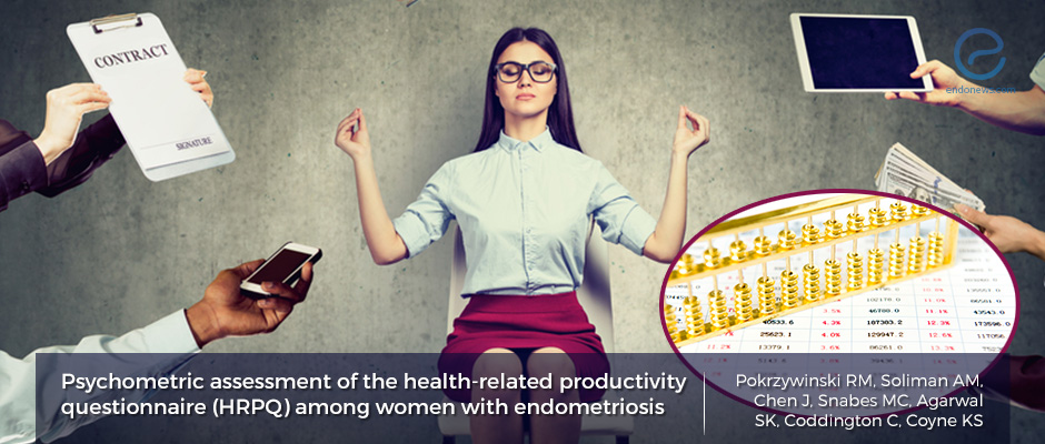 How Best to Assess Productivity at Work Among Women with Endometriosis?