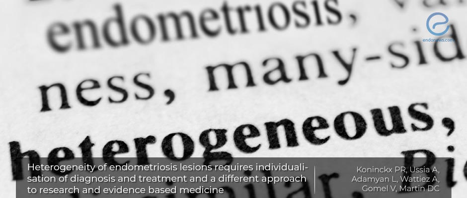 Heterogeneity of Endometriosis