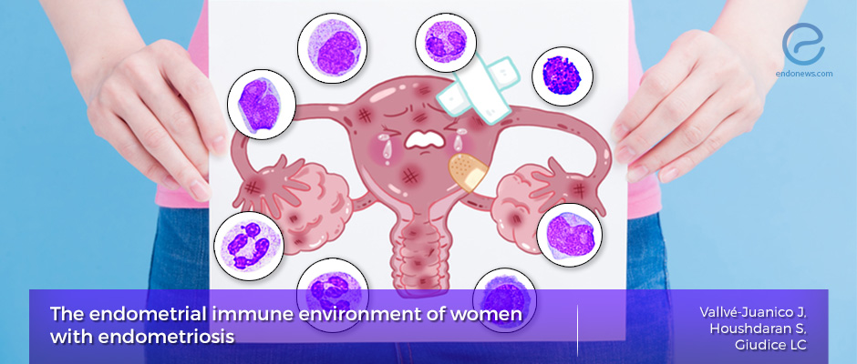 Immune environment of endometriosis