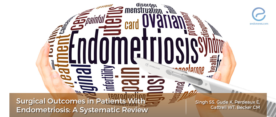 Surgery and the endometriosis associated-pain: A systematic review