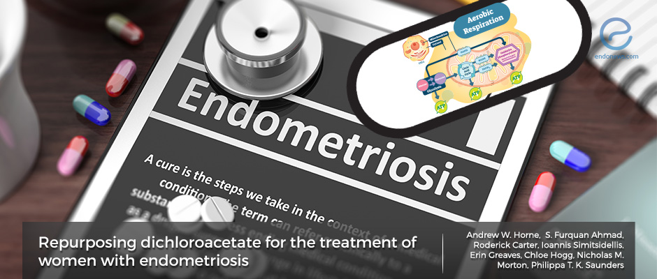 A nonhormonal treatment of endometriosis: Dichloroacetate