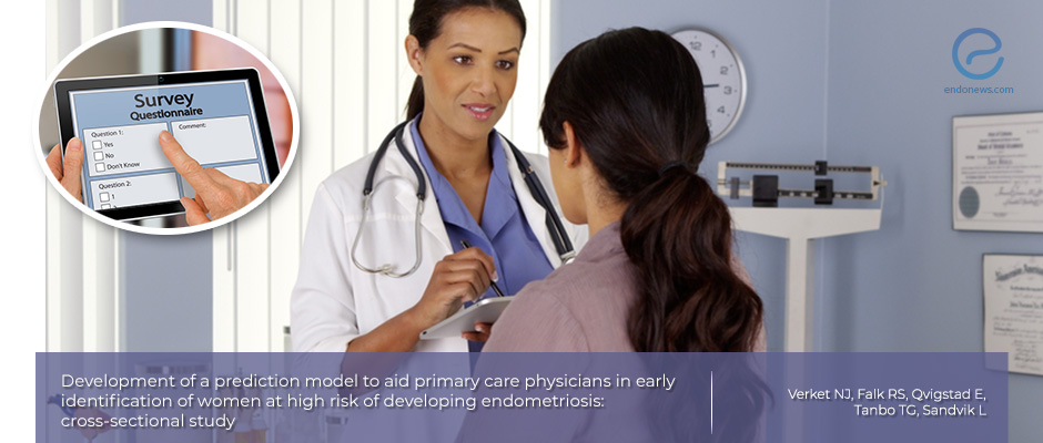 Primary care physicians have a crucial role in the early diagnosis of endometriosis