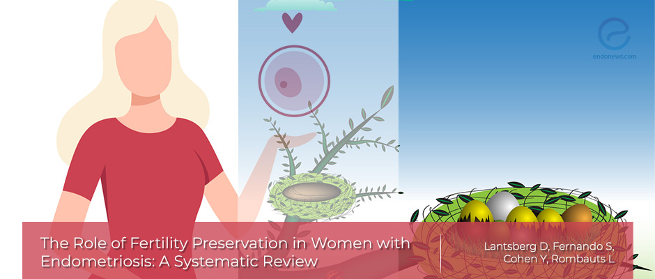 Fertility conservation in women with endometriosis