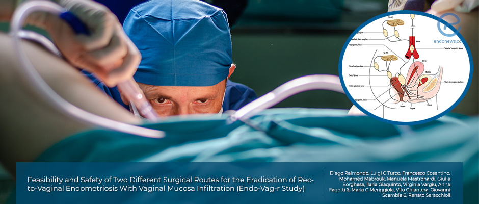 Surgical approach to rectovaginal endometriosis.