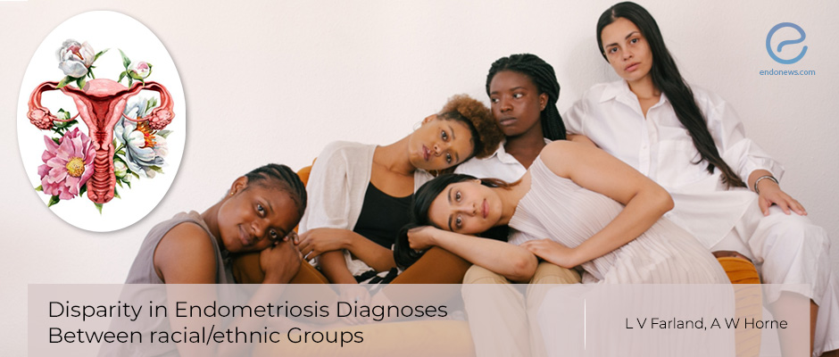 Endometriosis Diagnosis in White, Black, and Asian Women
