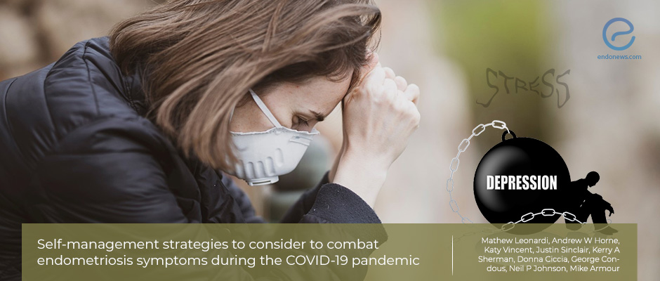 Suggested remedies for endometriosis patients during coronavirus pandemic