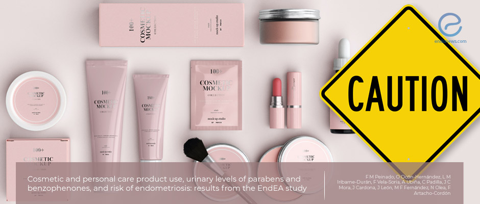 Could Cosmetics and Personal Care Products Increase the Risk of Endometriosis?