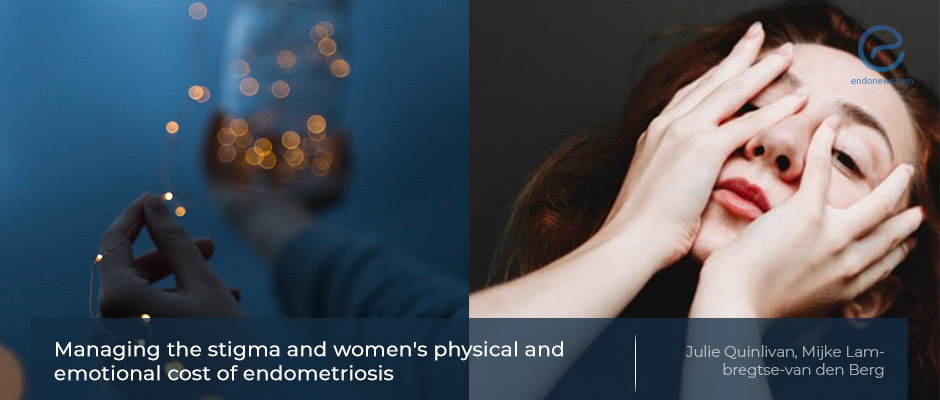 Managing the physical and emotional effects of endometriosis