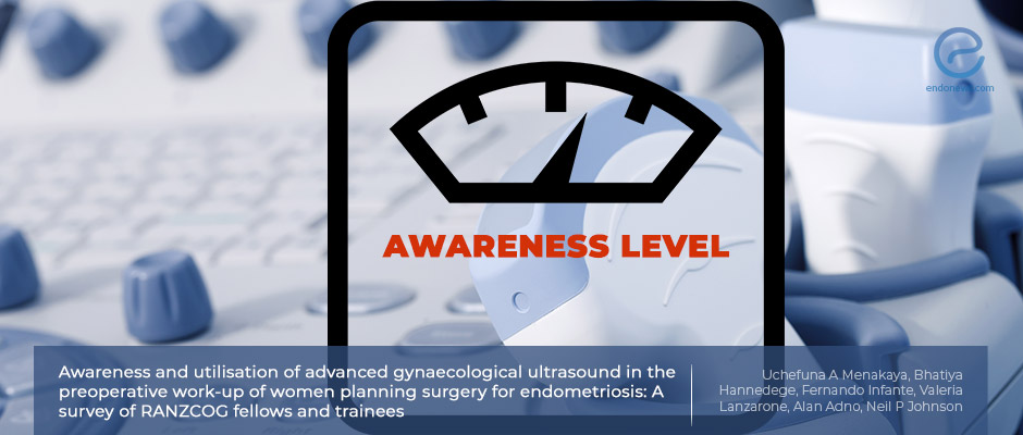 """Advanced gynecological ultrasound"" for women with suspected endometriosis"