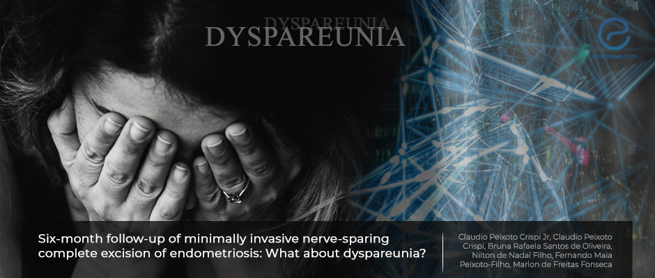 A gentle touch on nerves affects dyspareunia