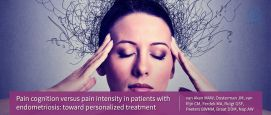 Pain cognition and pain intensity are negatively associated with health-related quality of life