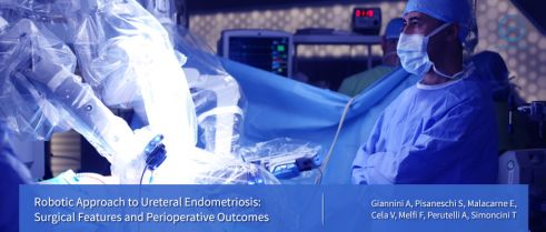 New scientific evidence supporting robotic surgical approach to ureteric endometriosis