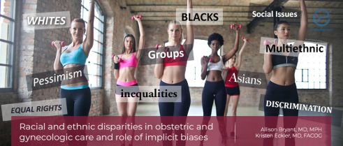 Racial and ethnic disparities and women health